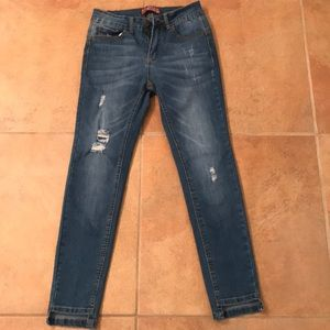 Wax jeans (push up collection)